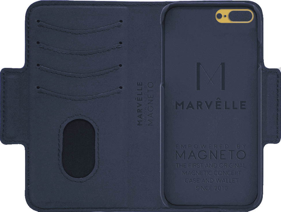 Чехол Marvelle N°307 для iPhone 7 Plus/8 Plus (Oxford Blue Signature)