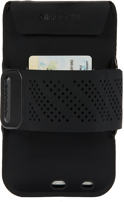 Спортивный чехол Incase Active Armband (INPH190383) для Apple iPhone X (Black)
