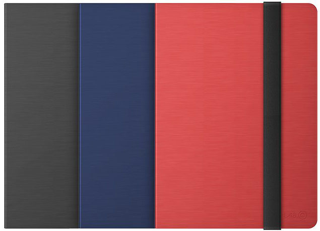 Чехол-книжка LAB.C Slim Fit Case (LABC-420-RD) для iPad (Red)