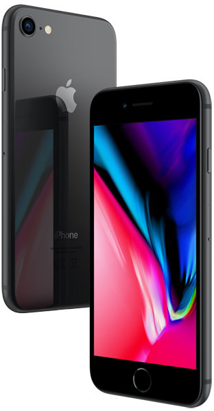 Смартфон Apple iPhone 8 256Gb (Space Gray)