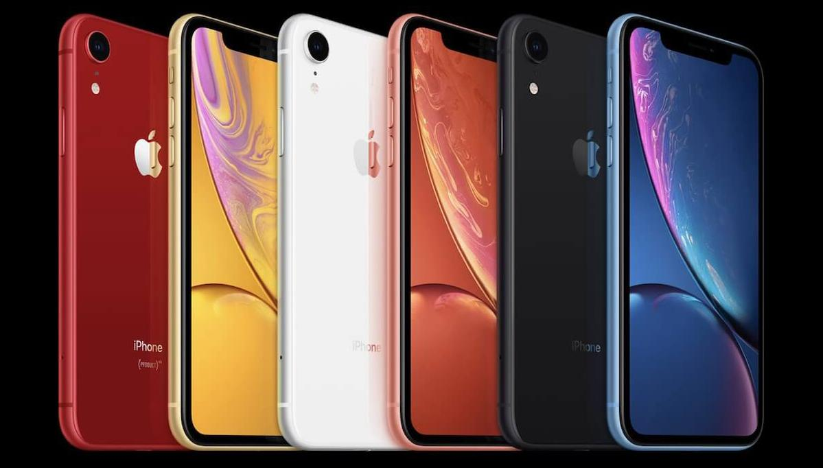 Смартфон Apple iPhone XR 128Gb MRY92RU/A (Black)