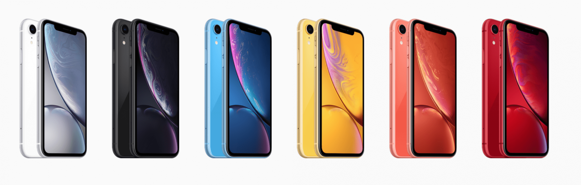 Смартфон Apple iPhone XR 256Gb MRYN2RU/A (Yellow)