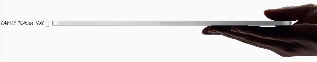 "Планшет Apple iPad Pro 11"" (MU1V2RU/A) Wi-Fi+Cellular 1TB (Space Grey)"