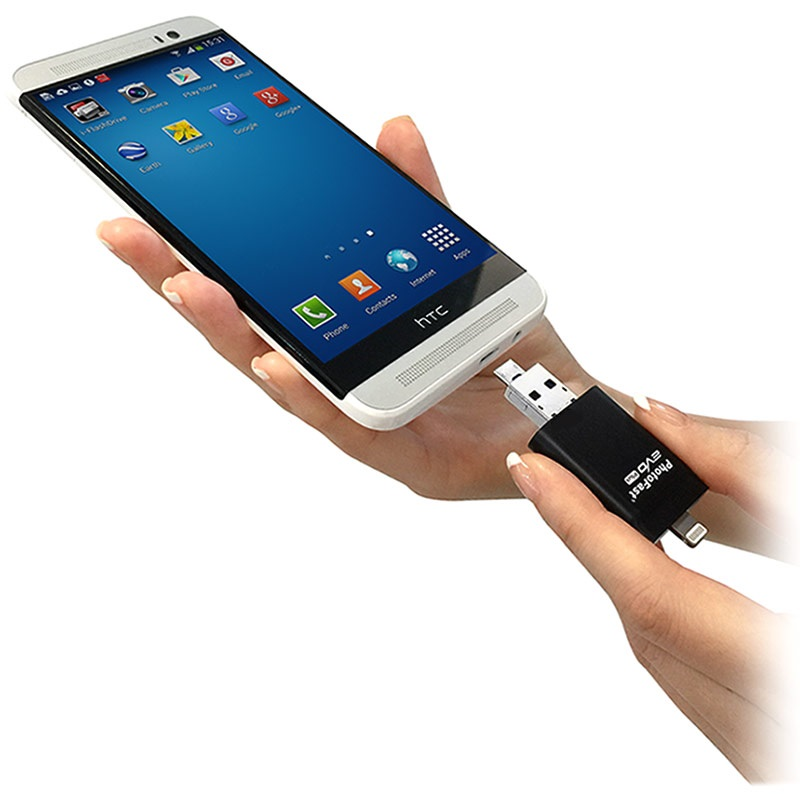 I-FLASHDRIVE EVO PLUS