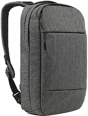 "Купить Рюкзак Incase City Collection Compact Backpack (CL55569) для MacBook Pro 17"" (Heather Black/Gunmetal Grey)"