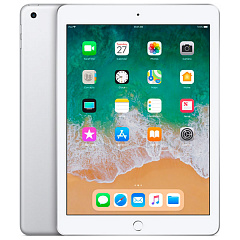 Купить Планшет Apple iPad 9.7'' 32Gb Wi-Fi 2018 MR7G2RU/A (Silver)