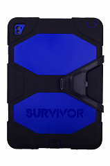 Купить Чехол Griffin Survivor All-Terrain для iPad Pro 9.7 (Black/Blue)