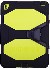 Купить Чехол Griffin Survivor All-Terrain для iPad Pro 9.7 (Black/Yellow)