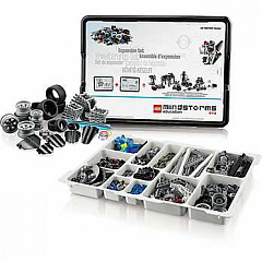 Купить Ресурсный набор Lego Mindstorms Education EV3 Expansion Set 45560 (Multicolor)