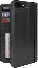 Купить Чехол-книжка Twelve South Journal (12-1665) для iPhone 6 Plus/6S Plus/7 Plus/8 Plus (Black)