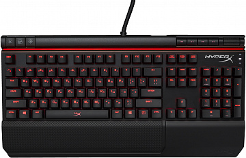 Купить Игровая клавиатура Kingston HyperX Alloy Elite Cherry MX Blue (Black)