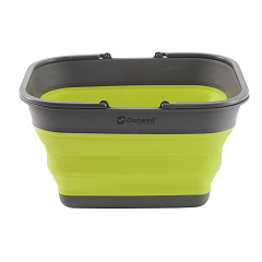 Купить Корзина складная Outwell Collaps Crater with Handle 650370 (Green)
