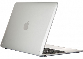 "Купить Накладка Speck SmartShell Case (SPK-A4124) для Apple MacBook 12"" (Clear)"