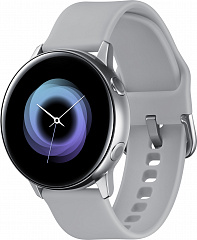 Купить Умные часы Samsung Galaxy Watch Active SM-R500NZSASER (Silver)