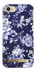Купить Чехол iDeal S/S18 (IDFCS18-I7-69) для iPhone 6/6S/7/8 (Sailor Blue Bloom)