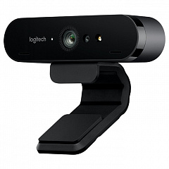 Купить Веб-камера Logitech Brio 4K Stream Edition (Black)