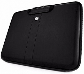 Купить Сумка Cozistyle Smart Sleeve (CLNR1509) для MacBook Pro 15'' Retina (Black Leather)