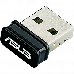 Купить Wi-Fi адаптер Asus USB-N10 NANO (Black)