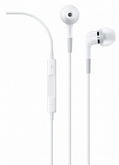 Купить Наушники Apple In-Ear Headphones with Remote and Mic (ME186ZM/A) для iPhone (White)