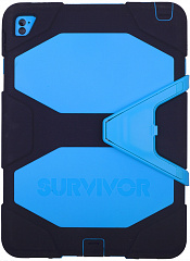 Купить Чехол Griffin Survivor All-Terrain для iPad Pro 9.7 (Black/Pool Blue)