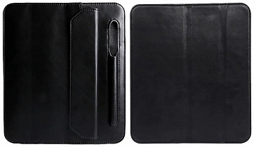 Купить Чехол Jisoncase Mircofiber Leather Case (JS-IM5-01M10) для iPad Mini 5 2019 (Black)