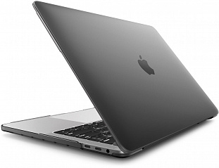 "Купить Чехол-накладка i-Blason Ultra Slim Cover для MacBook Pro 13"" 2016 (Black Mate)"