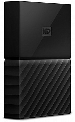 "Купить Внешний жесткий диск Western Digital My Passport 2.5"" USB 3.0 4Tb HDD WDBUAX0040BBK-EEUE (Black)"