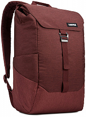 Купить Рюкзак Thule Lithos Backpack 16L (Dark Burgundy)