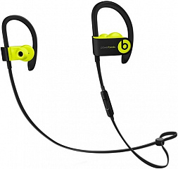 Купить Спортивные наушники Beats Powerbeats3 Wireless Earphones MNN02ZE/A (Shock Yellow)