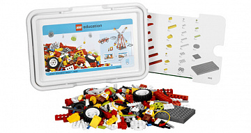Купить Ресурсный набор Lego Education WeDo Resource Set 9585 (Multicolor)