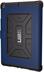 Купить Чехол-книжка Urban Armor Gear Metropolis Rugged для iPad 2017 (Cobalt)