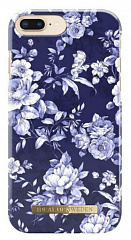 Купить Чехол iDeal S/S18 (IDFCS18-I7P-69) для iPhone 6/6S/7/8 Plus (Sailor Blue Bloom)