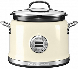 Купить Мультиварка KitchenAid Multi-Cooker and Stir Tower Bundle 5KMC4244EAC (Almond Creme)