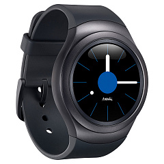 Купить Умные часы Samsung Gear S2 Sport SM-R720 (Dark Grey)