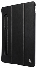 Купить Чехол Jisoncase Mircofiber Leather Case (JS-IPD-01M10) для iPad 9.7 (Black)