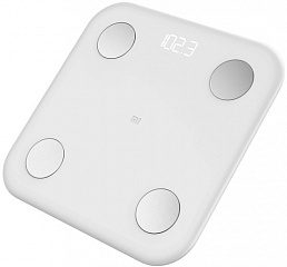 Купить Умные весы Xiaomi Mi Body Composition Scale XMTZC02HM (White)
