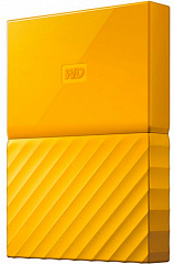 "Купить Внешний жесткий диск Western Digital My Passport 2.5"" USB 3.0 2Tb HDD WDBLHR0020BYL-EEUE (Yellow)"