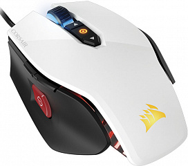 Купить Игровая мышь Corsair Gaming M65 PRO RGB FPS CH-9000095-EU (White)