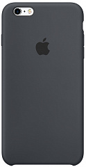 Купить Чехол Apple Silicone Case (MKY02ZM/A) для Apple iPhone 6S (Charcoal Gray)