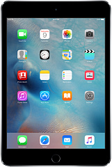 Купить Планшет Apple iPad mini 4 128Gb Wi-Fi+Cellular MK762RU/A (Space Gray)
