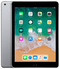 Купить Планшет Apple iPad 9.7'' 32Gb Wi-Fi 2018 MR7F2RU/A (Space Grey)