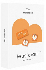 Купить Набор Matatalab Musician Add-on (900001-2195) для Matatalab Coding Set (White)