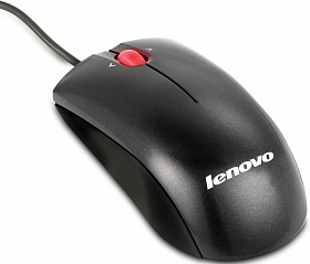 Купить Проводная мышь Lenovo TP Optical Wheel Mouse USB 400 dpi 06P4069 (Black)