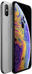 Купить Смартфон Apple iPhone Xs 64Gb MT512RU/A (Silver)
