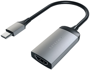 Купить Адаптер Satechi Aluminum Type-C to HDMI ST-TC4KHAM (Space Grey)