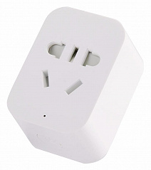 Купить Умная Wi-Fi розетка Xiaomi Mi Smart Socket Power Plug (White)