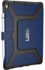 Купить Чехол Urban Armor Gear Metropolis Rugged для iPad Pro 9.7 (Cobalt Blue)
