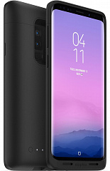 Купить Чехол Mophie Juice Pack 2070 mAh (401001481) для Samsung Galaxy S9 Plus (Black)