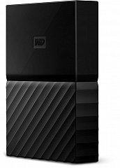 "Купить Внешний жесткий диск Western Digital My Passport 2.5"" USB 3.0 2Tb HDD WDBUAX0020BBK-EEUE (Black)"