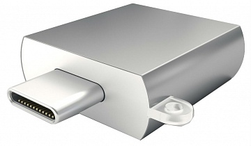 Купить USB-хаб Satechi USB 3.0 Type-C to USB 3.0 Type-A (Gunmetal)